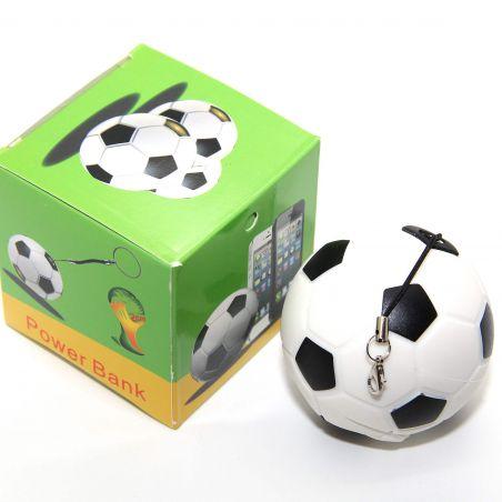"""Außenbatterie -  Power Bank 2200 MAH """"Fußball"""" für iPod, iPhone und iPad  Accueil - 6"""