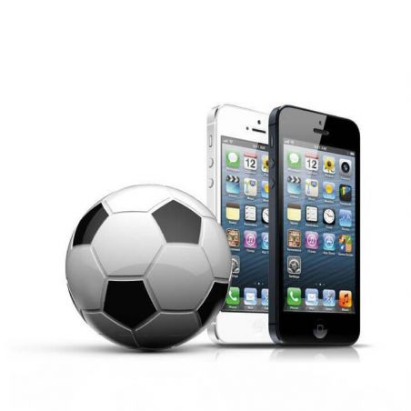 Power Bank 2200 MAH Soccer Ball for iPod, iPhone and iPad  Accueil - 7