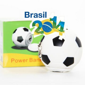Power Bank 2200 MAH Soccer Ball for iPod, iPhone and iPad  Accueil - 1