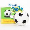 """Außenbatterie -  Power Bank 2200 MAH """"Fußball"""" für iPod, iPhone und iPad"""