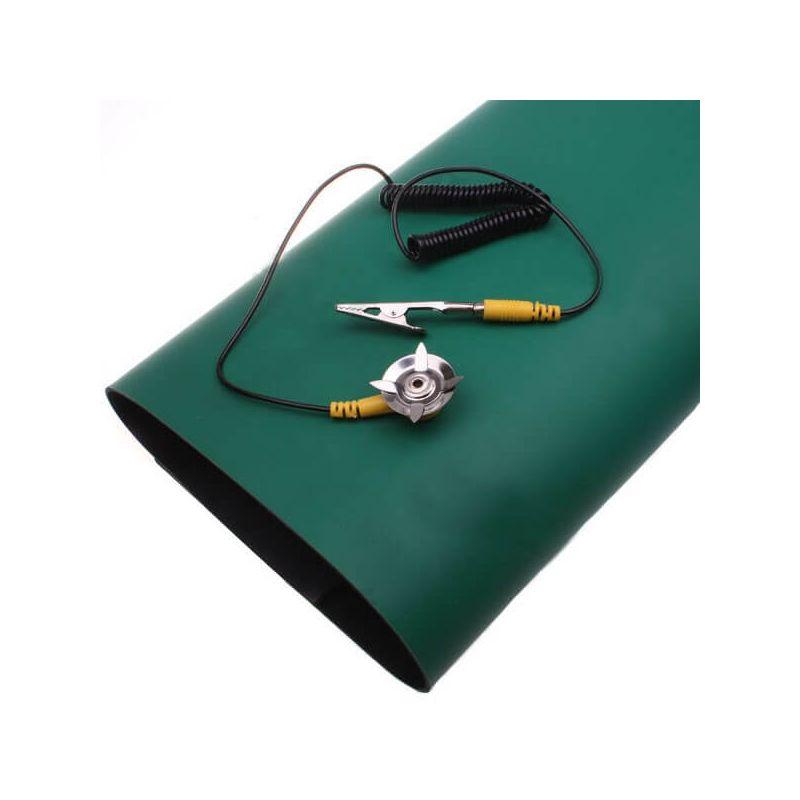 Antistatische Elektrizitätsmatte 50cm X 50cm  Schutz - 1