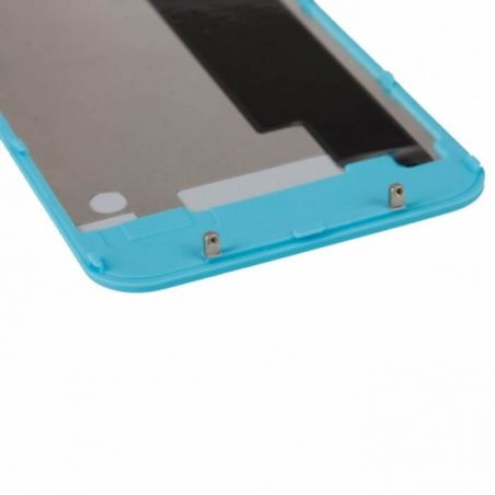iPhone 4S back cover blue  Back covers iPhone 4S - 1