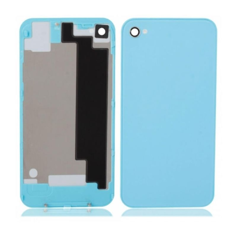 iPhone 4S back cover blue  Back covers iPhone 4S - 5