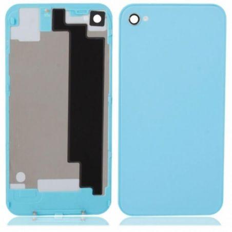 Achat Face arrière de remplacement bleue pour iPhone 4S IPH4S-081X