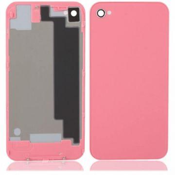 Rosa Ersatzrückseite für iPhone 4S  Rückenschalen iPhone 4S - 1