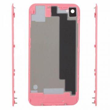 Rosa Ersatzrückseite für iPhone 4S  Rückenschalen iPhone 4S - 2