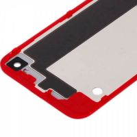 iPhone 4S back cover red  Back covers iPhone 4S - 4