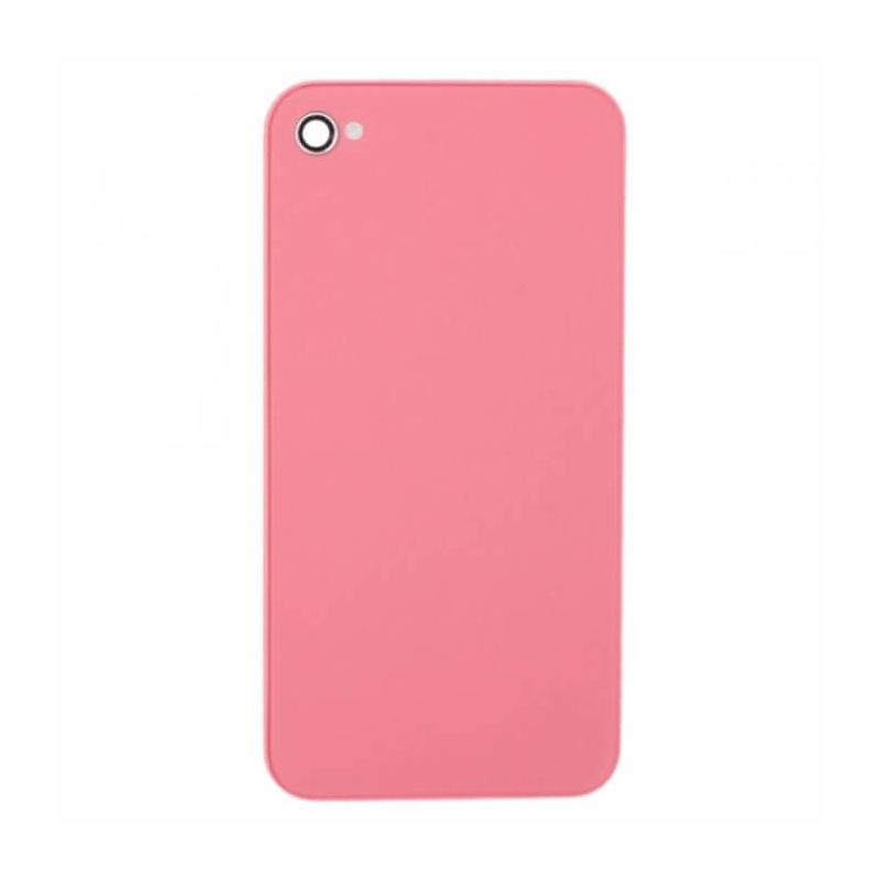 iPhone 4 back cover roze  Back covers iPhone 4 - 1