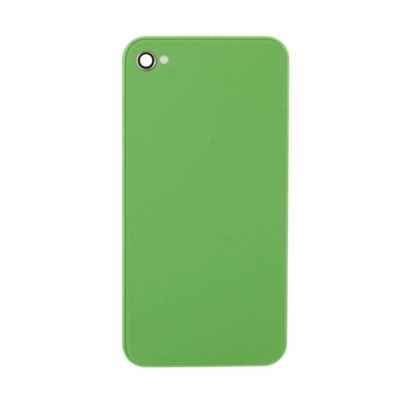 iPhone 4 back cover green  Back covers iPhone 4 - 1