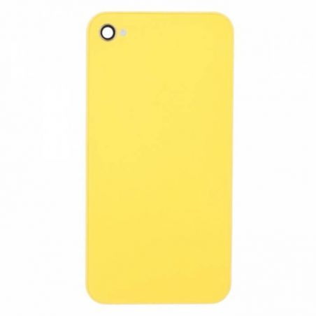 Back cover iPhone 4 yellow  Back covers iPhone 4 - 1