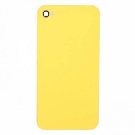 Ersatzrückwand gelb für iPhone 4  Rückenschalen iPhone 4 - 1