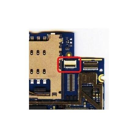 Tischdeckenanschluss Nr. 3 für iPhone 3G und 3Gs  Mikrokomponenten iPhone 3G - 2