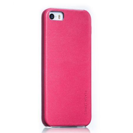 Ledertasche Hoco Flash Serie iPhone 5/5S/SE Hoco Abdeckungen et Rümpfe iPhone 5 - 8