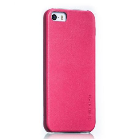 Leather Case Hoco Flash Series iPhone 5/5S/SE Hoco Covers et Cases iPhone 5 - 8
