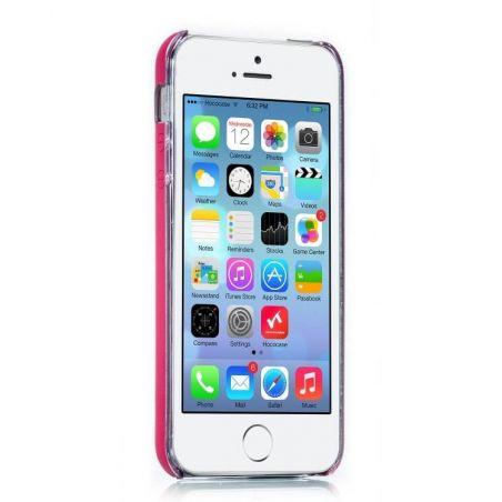 Leather Case Hoco Flash Series iPhone 5/5S/SE Hoco Covers et Cases iPhone 5 - 7