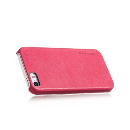Leather Case Hoco Flash Series iPhone 5/5S/SE Hoco Covers et Cases iPhone 5 - 9