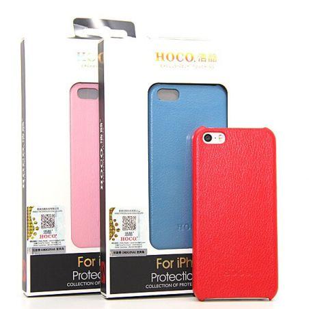 Achat Hoco Coque de protection en cuir édition Duke iPhone 5/5S/SE