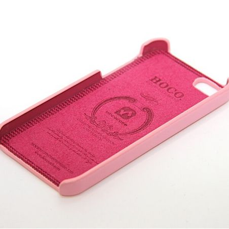 Hoco Leather Protective Case Duke iPhone 5/5S/SE Edition Hoco Covers et Cases iPhone 5 - 12