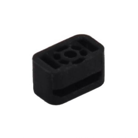 Rubber cover for iPhone 5 microphone - 5S/SE - 5C  Spare parts iPhone 5 - 1