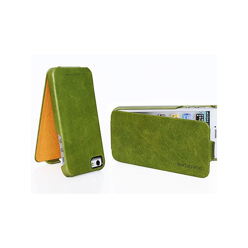 Leather General Borofone Case iPhone 5/5S/SE Borofone Covers et Cases iPhone 5 - 2
