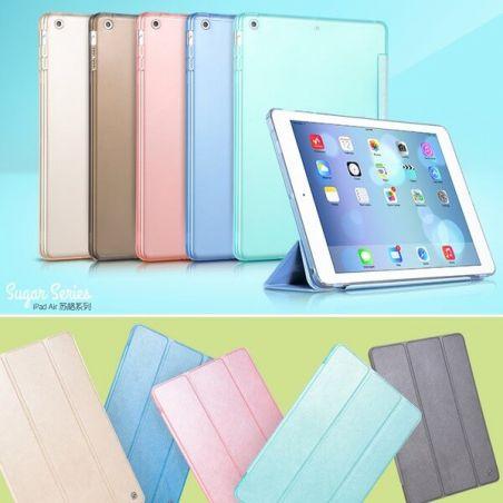 Smart Case Hoco Sugar Series Ledertasche iPad Air / iPad 2017 / iPad 2017 / iPad 2018