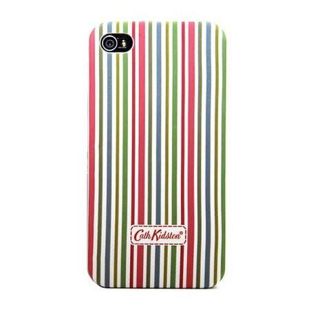 Cath Kidston iPhone 4 4S mehrfarbige Linie Shell  Abdeckungen et Rümpfe iPhone 4 - 2