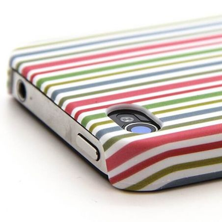 Cath Kidston Striped case iPhone 4 4S  Covers et Cases iPhone 4 - 4