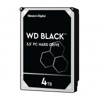 "Interne 3,5"" Western Digital BLACK 4TB harde schijf"