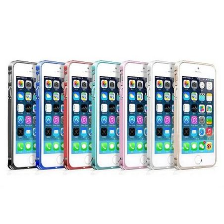 0,7MM Ultra-thin Aluminium Bumper iPhone 5/5S/SE