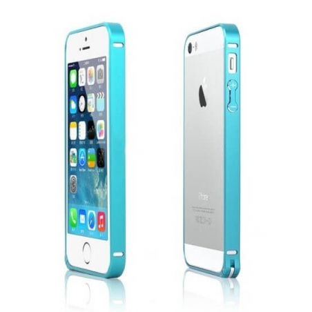 0,7MM Ultra-thin Aluminium Bumper iPhone 5/5S/SE  Bumpers iPhone 5 - 8