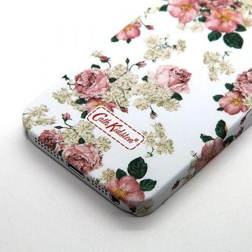 Geblühte weiße Schale Cath Kidston iPhone 5/5S/SE  Accueil - 2
