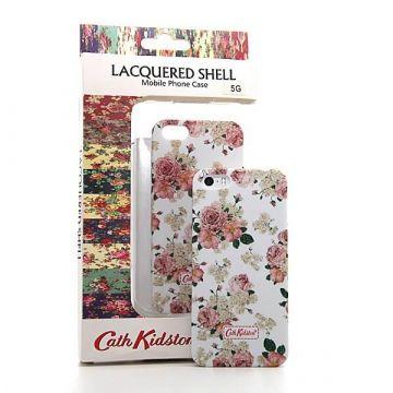 Geblühte weiße Schale Cath Kidston iPhone 5/5S/SE  Accueil - 7