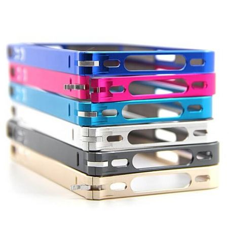 Bumper ultra-fin Aluminium  0,7mm iPhone 4, 4S
