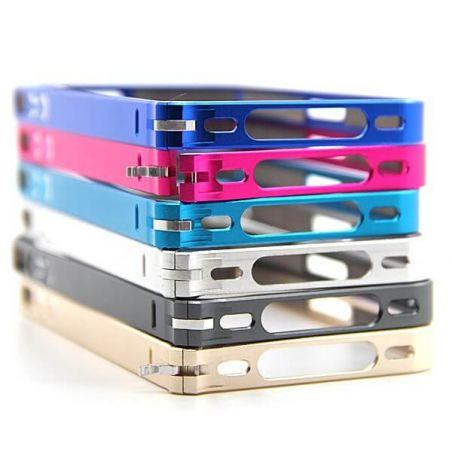 Ultradünne Stoßstange aus Aluminium 0,7 mm iPhone 4, 4S