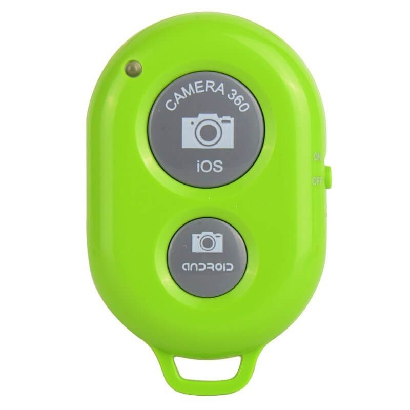 Selfie BLUETOOTH remote for iOS and Android  iPhone 4 : Accessories - 7