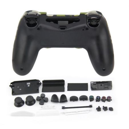 Achat Coque manette look camouflage + boutons - PS4 COQUE-MAN-PS4