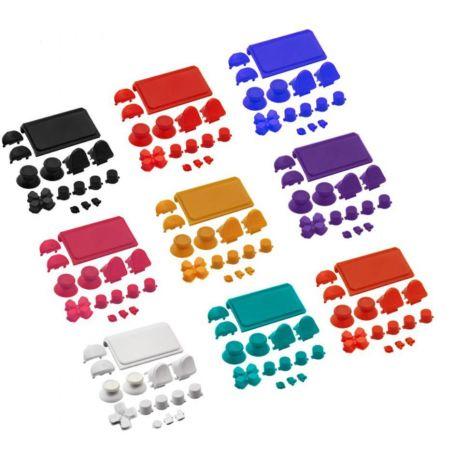 Achat Lot de bouton manette - PS4 Slim HS-P4M031