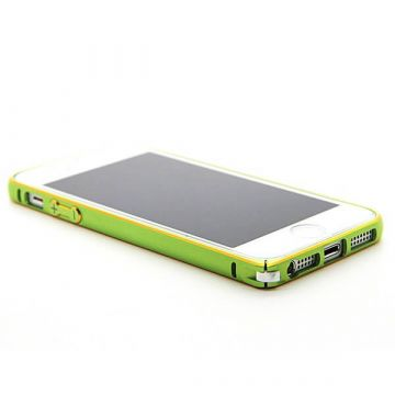 Ultra-thin 0.7mm rounded Aluminum Bumper gold iPhone 5/5S/SE  Bumpers iPhone 5 - 12
