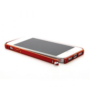 Ultra-thin 0.7mm rounded Aluminum Bumper gold iPhone 5/5S/SE  Bumpers iPhone 5 - 22