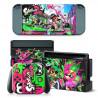 Skin pour Nintendo Switch Splatoon 2 (Stickers)