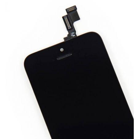 Kit Screen BLACK iPhone 5S (Original Quality) + tools  Screens - LCD iPhone 5S - 7