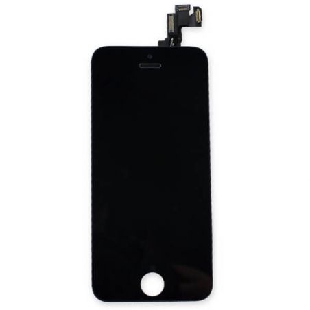 Complete screen kit assembled BLACK iPhone 5S (Original Quality) + tools  Screens - LCD iPhone 5S - 1