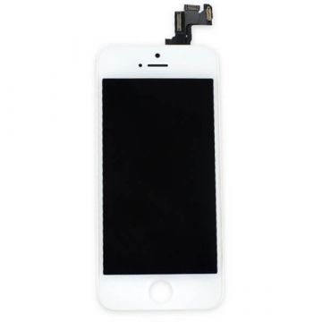 iPhone 5S WHITE Screen Kit (Premium Quality) + tools  Screens - LCD iPhone 5S - 5