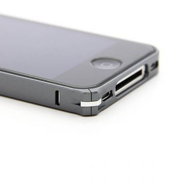 Ultra-thin 0.7mm Aluminum Metal Blade Bumper iPhone 4 4S   Bumpers iPhone 4 - 11
