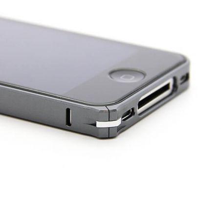 Ultradünne Stoßstange aus Aluminium 0,7 mm iPhone 4, 4S  Bumpers iPhone 4 - 11