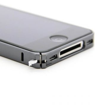 Ultra-thin 0.7mm Aluminum Metal Blade Bumper iPhone 4 4S   Bumpers iPhone 4 - 12