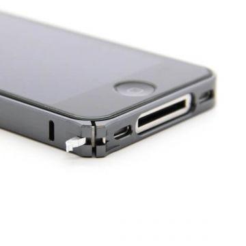Ultradünne Stoßstange aus Aluminium 0,7 mm iPhone 4, 4S  Bumpers iPhone 4 - 12
