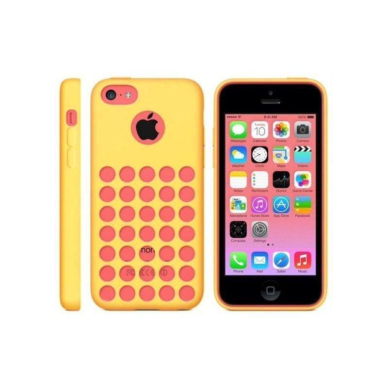 Silikon Gummischale für iPhone 5C  Abdeckungen et Rümpfe iPhone 5C - 8