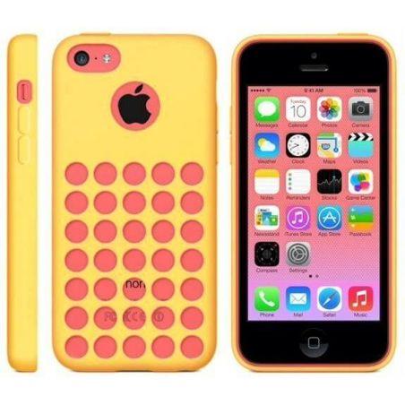 Silicone Soft Case iPhone 5C  Covers et Cases iPhone 5C - 8