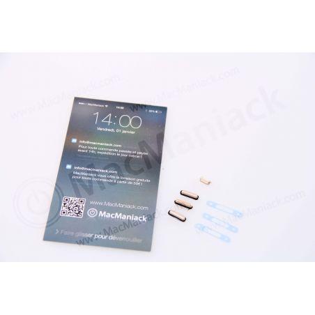 set von 4 knöpfe: power - 2lautstärke - summer für iPhone 6  Ersatzteile iPhone 6 - 2